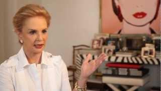 Carolina Herrera - STANLEY MARCUS Documentary