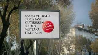 Sompo Japan Sigorta Reklamı - Kasko ve Trafik Sigortası