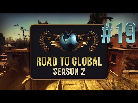 WORST WALLHACKER EVER! - CS:GO Road to Global Season 2 Episode 19