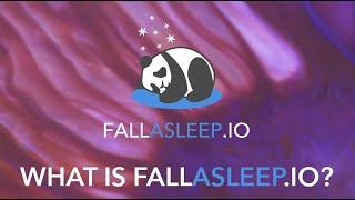 FallAsleep.io Trailer Video