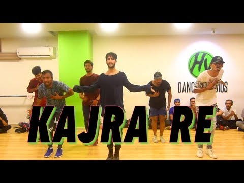 Kajra Re - Bunty Aur Babli | Bollywood Dance | Rohit Behal Choreography | HY Dance Studios