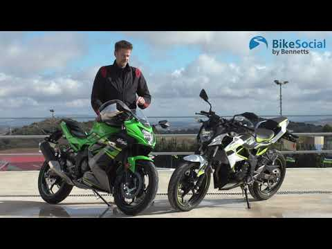 Kawasaki Z125 And Ninja 125 2019 First Impressions