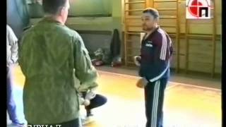 видео рукопашный бой смерш