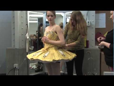 "Behind the Scenes: The Kansas City Ballet Costume Shop Prepares For ""The Nutcracker"""