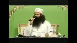 Dera Sacha Sauda   Live Satsang From Barnava UP 7 Oct. 2012.flv