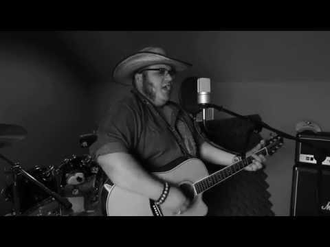 Waylon Jennings - Luckenbach, Texas Acoustic Cover by AJ Guel