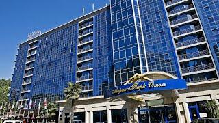 Marins Park Hotel Sochi 4 Сочи Россия обзор отеля территория