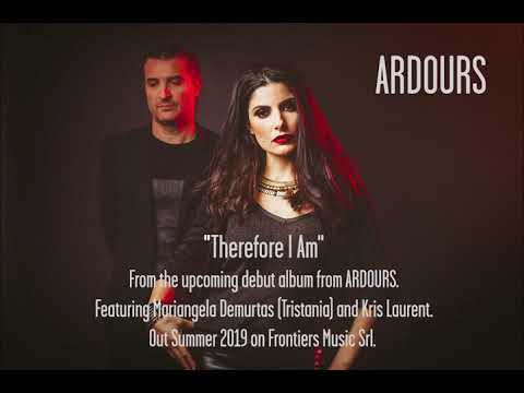 """Ardours - """"Therefore I Am"""" (Teaser)"""