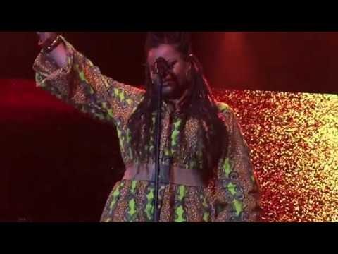 """Jill Scott live July 2016 """"fools gold"""""""