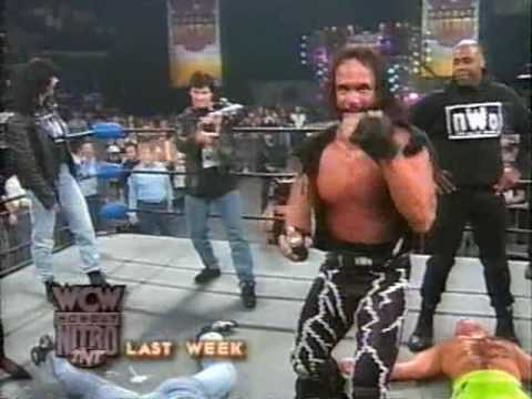 (3.31.1997) Road to Spring Stampede 1997 Part 12 - DDP Diamond Dallas Page vs. Lance Ringo