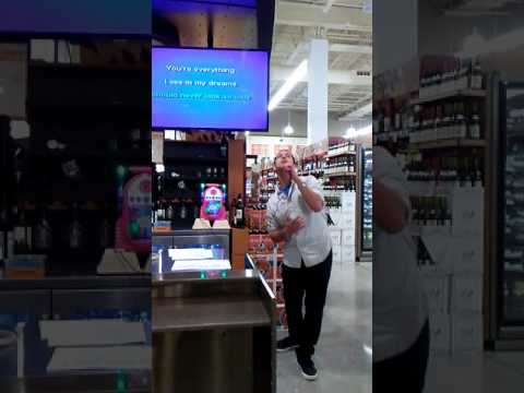 Whole foods karaoke treasure