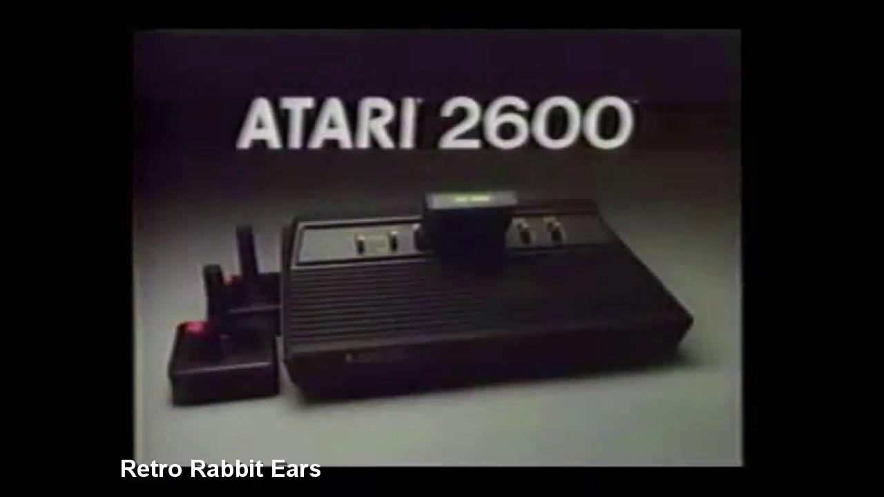 Download HUGE Atari 2600 Commercials Compilation! Video Game Commercials