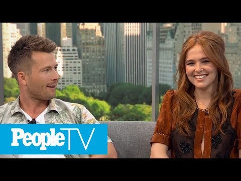 'Set It Up' Co-Stars Zoey Deutch And Glen Powell Playfully Deny Dating | PeopleTV Mp3