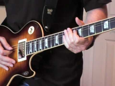 All The Way From Memphis main riff + solo - Mott The Hoople cover