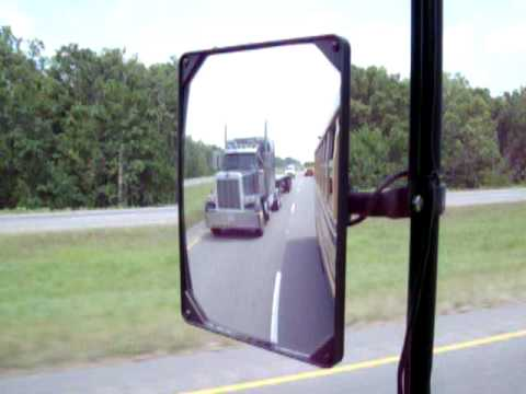 PETERBILT PASSING ON THE INTERSTATE