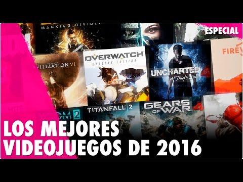 Los mejores juegos de 2016