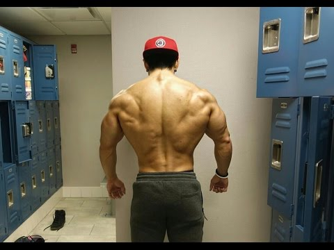 how to build strong back