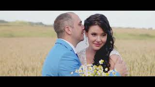 Красивое свадебное видео, видеограф на свадьбу