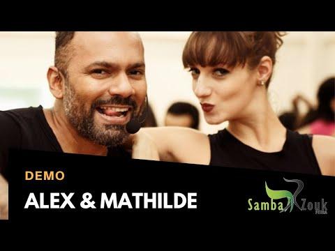 SAMBAZOUK FEIRA 2019 - Alex & Mathilde - Domingo - Demo