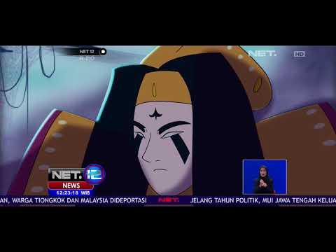 3 Siswa SMK Menang Lomba Animasi Asia -NET12