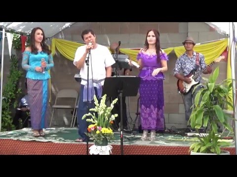 khmer new new year at wat willow long beach ca 2016