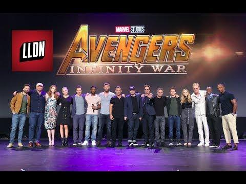 """NEWS DE LA SEMAINE #58 : """"Infinity War a règné sur la D23 2017 !"""""""