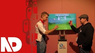 [Switch Event] 1-2 Switch - Milk Gameplay