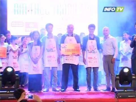 Chung kết Ẩm thực tranh tài tại Big C Đồng Nai