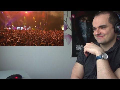 Blind Guardian - Mirror Mirror Live Wacken Reaction