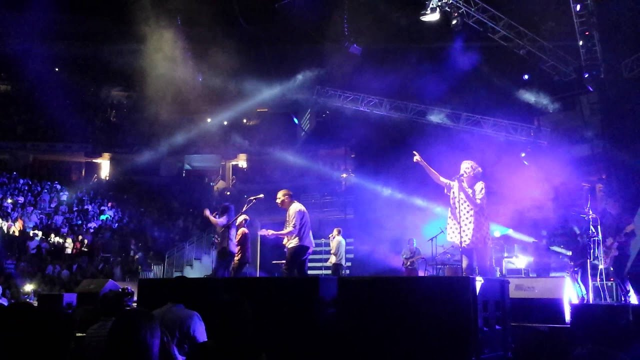 Hillsong United Zion Tour