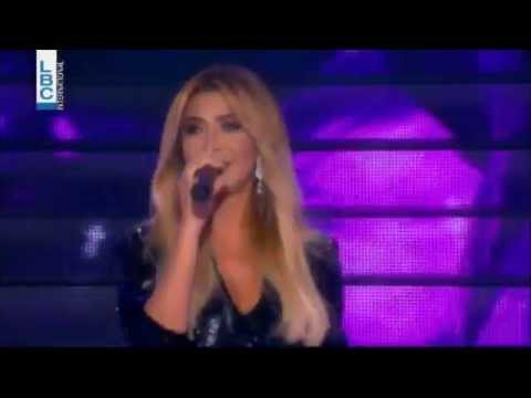 StarAcademy Nawal El Zoghbi (Gharibi Hal Deni Live)