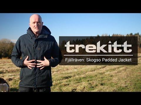 61205fe2 Inside Look: Fjällräven Skogso Padded Jacket - YouTube