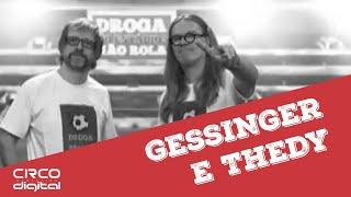 DROGA NO ESTÁDIO? NÃO ROLA! - Humberto Gessinger & Thedy Corrêa