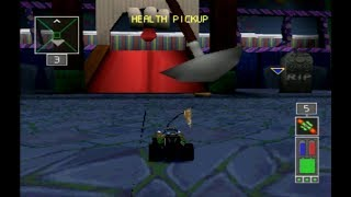 Twisted Metal Small Brawl Warthog Tournament Playthrough HD