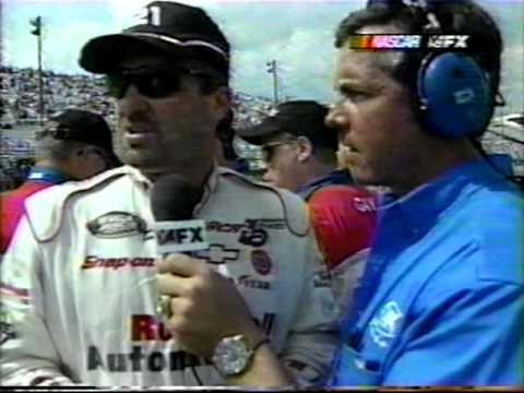 2001 Busch Series New England 200 part 3 of 4