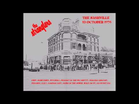 The Stranglers London The Nashville 10 October 1976