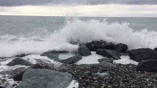 Полный RELAX  шторм  море