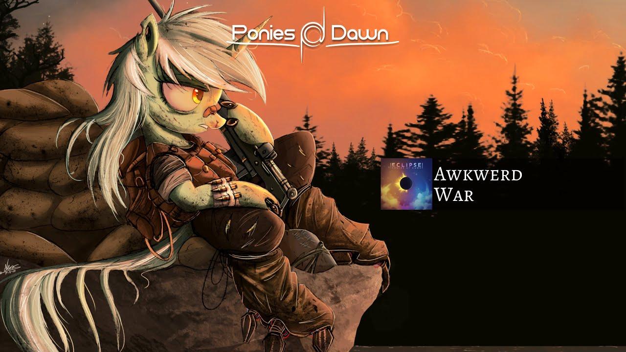 Awkwerd - War [Dubstep]