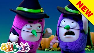 ODDBODS | Witching You a Happy Halloween | HALLOWEEN 2020 | Cartoons For Chrildren