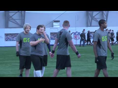 How to be a Starting Quarterback - As seen on NFL UK - Videos