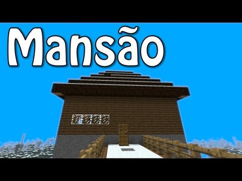 Mansão Monarkika! - Minecraft #10