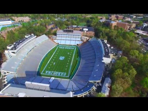 UNC Chapel Hill - An Aerial Tour (DJI PHANTOM 3 PRO)