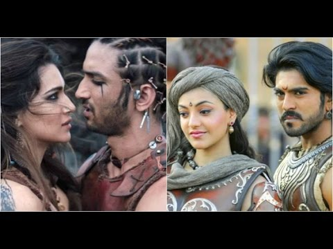 Raabta Hindi Movie Copied from Magadheera Telugu Film?
