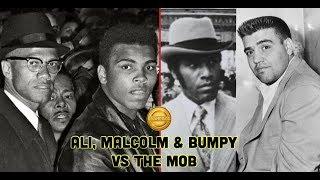 Muhammad Ali Career Saved By Malcolm X & Harlem's Godfather Bumpy Johnson! Mob, FBI Threat Blackmail #GodfatherofHarlem #MuhammadAli #MalcolmX ...