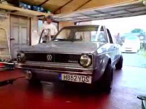 vw caddy air ride youtube. Black Bedroom Furniture Sets. Home Design Ideas