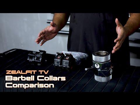 Barbell Collars Comparison