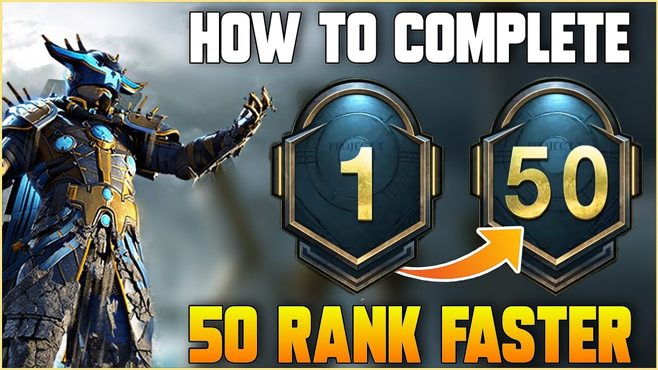 HOW TO COMPLETE C1S1 ROYALE PASS 50 RANK FASTER IN BGMI / PUBG MOBILE !!