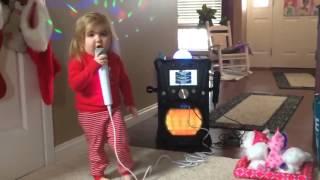 Baby Singing ultimate ....  You Don