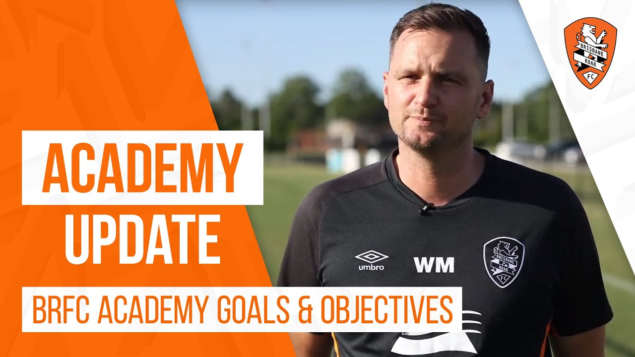 The BRFC Academy coaches lay out the goals & objectives for the club | AcademyTV