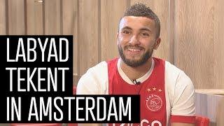Labyad: 'Droom om hier te voetballen'